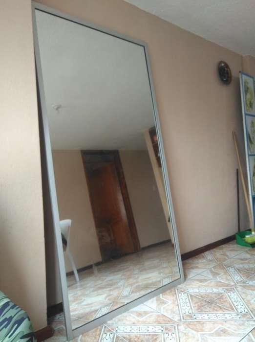 Vendo Espejo 2 Metros de Alto X Uno de a