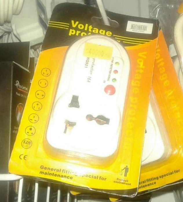Protector Voltaje para Electrodomésticos