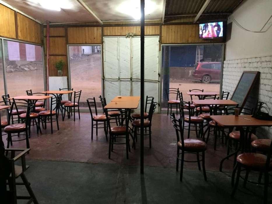 Ocacion se remata un restaurante
