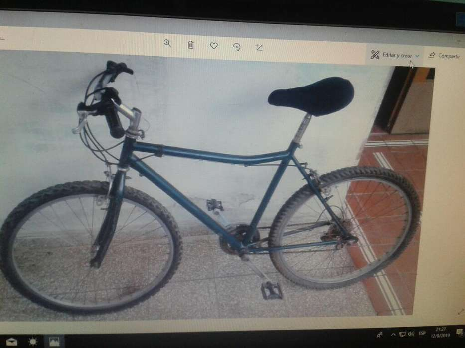 Vendo Bicicleta (excelente Estado)