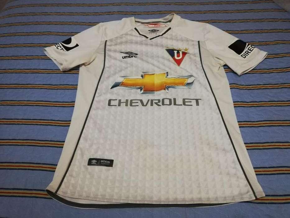 Camiseta Liga de Quito Ldu 2017 Umbro