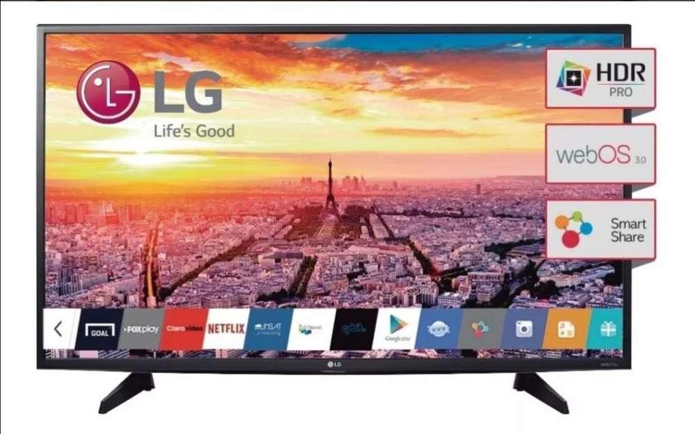 Tvs Lg Samsung a Precio de Liquidación