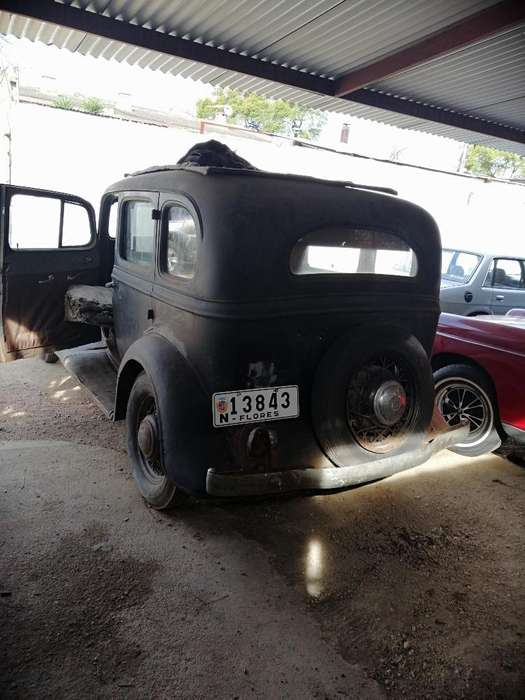 Chevrolet Bel Air/150/210 1935 - 190000 km