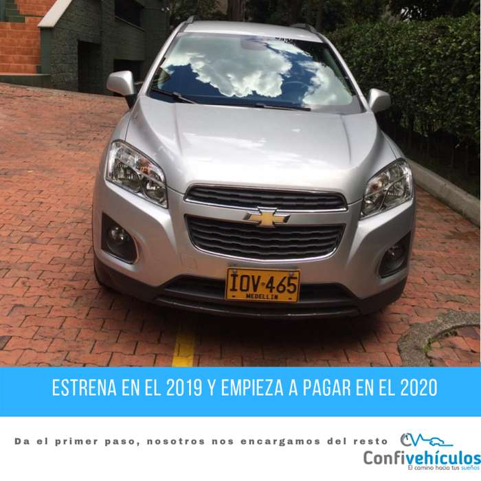 Chevrolet Tracker 2016 - 38000 km