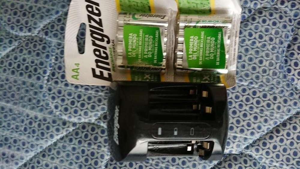 Vendo Baterias Recargables con <strong>cargador</strong>