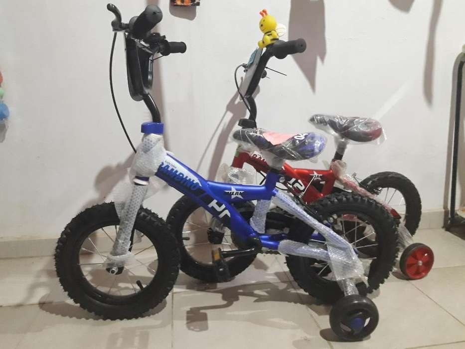 Bici Rod 12 Nueva con Papeles