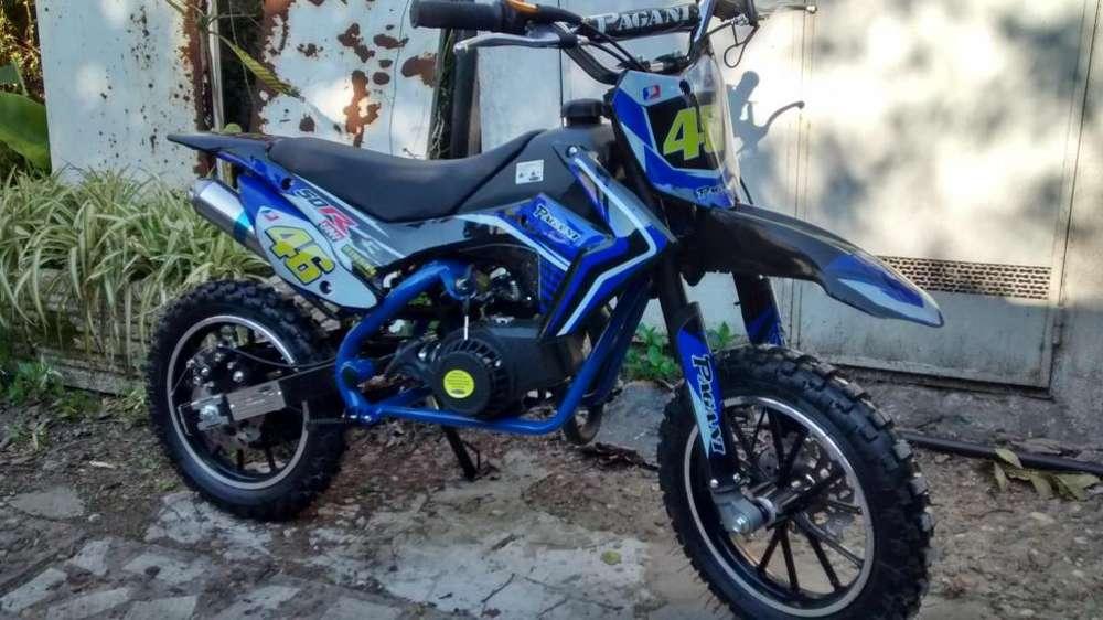 minimoto cross 49 cc 0 Km 2018