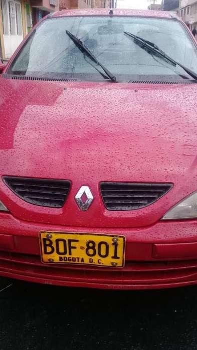 Renault Megane  2003 - 230 km