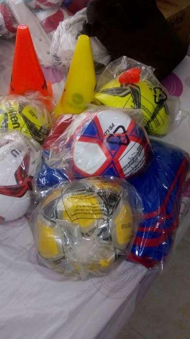 Kit Futbol Nuevo