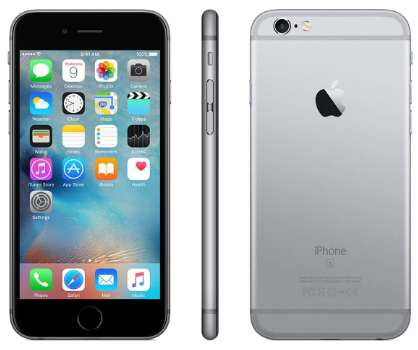 iPhone 6S de paquete