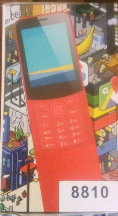 Vendo 2 Nokia Slider Nuevos