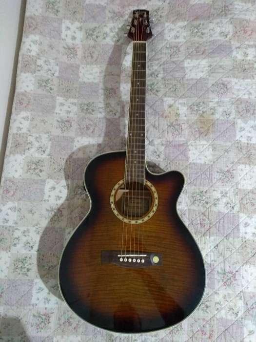 Guitarra Electroacústica Tenson