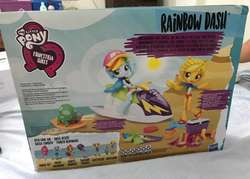 My Little Pony Equestria Girls Playa Deportiva HASBRO 2019