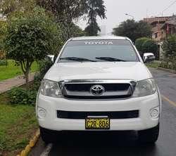 Toyota Hilux Sr 2011 4x4