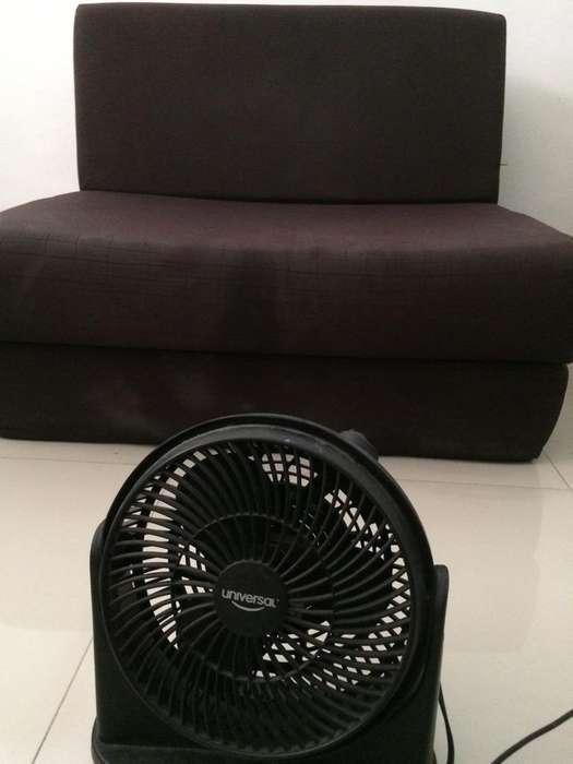 Sofa Cama Mas <strong>ventilador</strong>