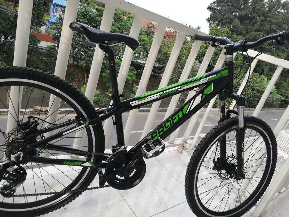 Vendo Hermosa Bicicleta Mtb