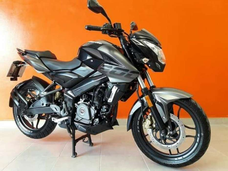 Vdo Bajaj Ns 200 Recibo <strong>moto</strong>s Y Tarjeta