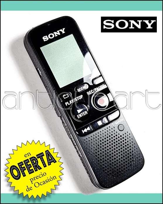 A64 Grabadora Voz Sony Icd-px312 Expandible 32 Gb <strong>mp3</strong> Music