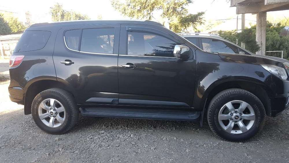 Chevrolet Trailblazer 2014 - 71000 km