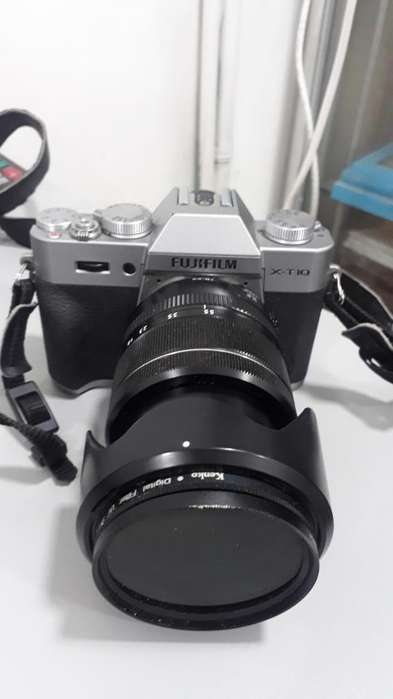 de Oportunidad, Fujifilm Xt 10 sin Espejo
