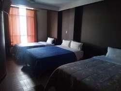 Hotel Funcionando Baños Del Inca