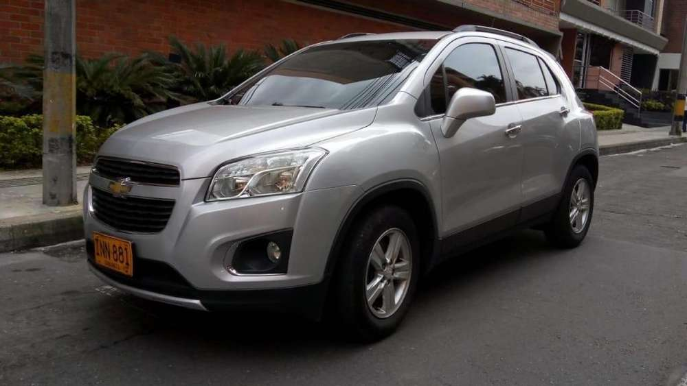 Chevrolet Tracker 2016 - 44500 km