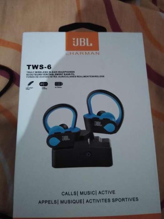 Audífonos de Bluetooth con Power Ban