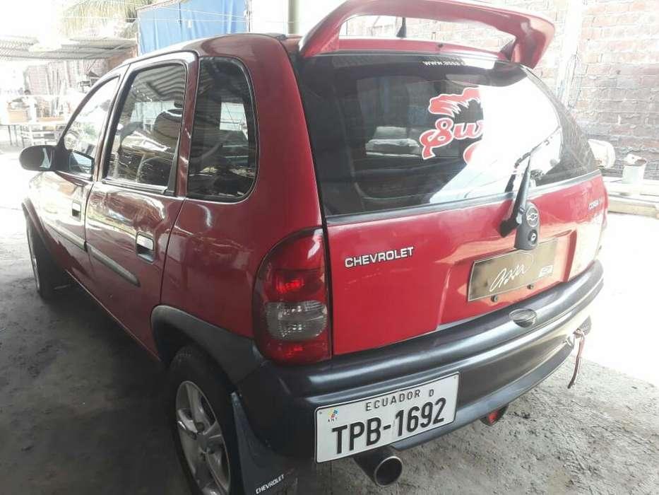 Chevrolet Corsa 2002 - 140000 km