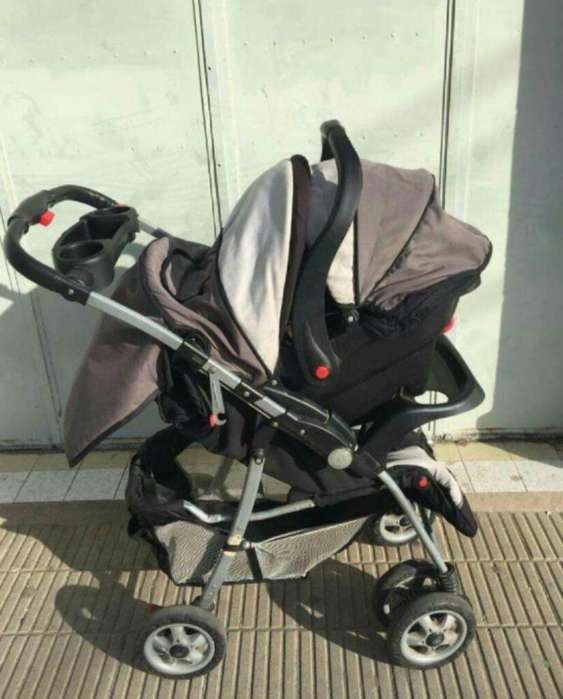 Carro Bebé con Huevito