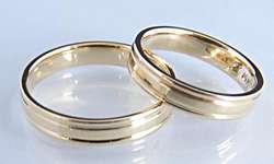 1ae2d17d0ce0 Anillos Oro Boda Novia Matrimonio Oferta - Quito