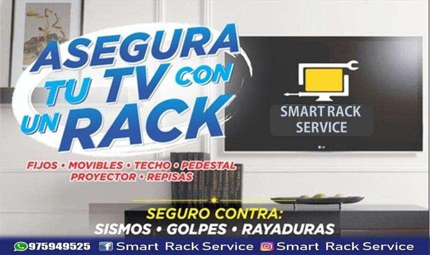 LOS MEJORES Y MAS SEGUROS RACK PARA TV