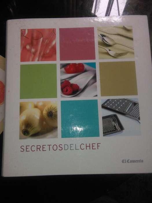 los Secretos del Chef del comercio