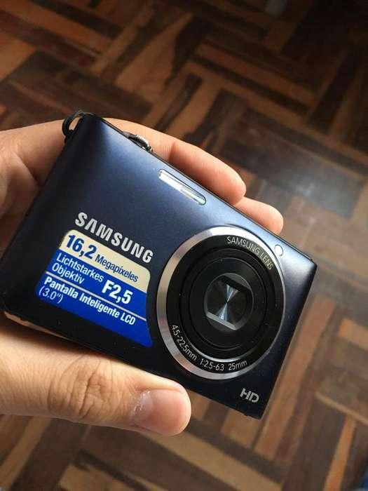 Camara Samsung Nueva!