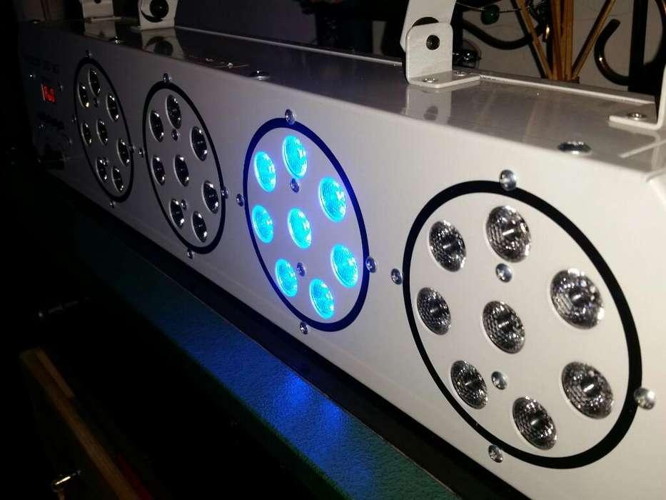Bañador Led Rgbw Dmx Audioritmico