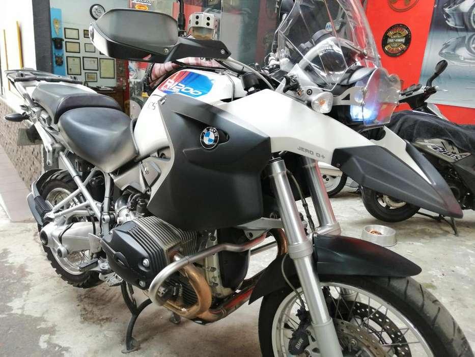 Bmw R1200 Gs con Tres Maletas Originales