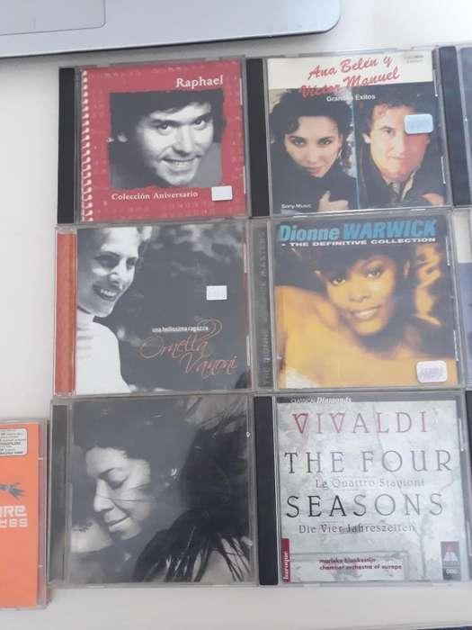 Cds Originales de Musica