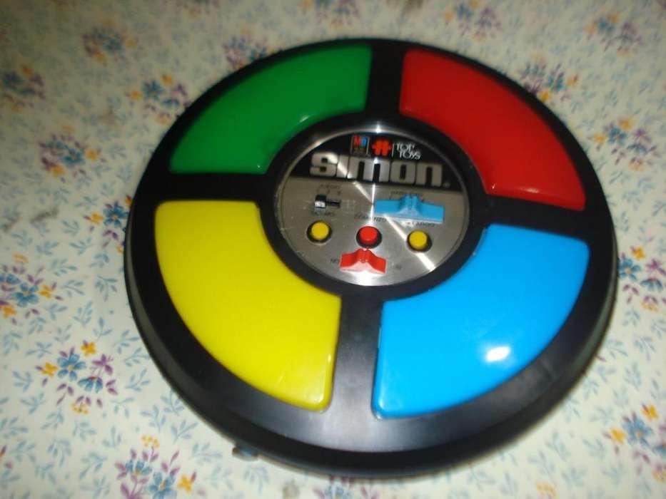 Simon Top Toys 1978 No Funciona Ideal Coleccion O Reparacion