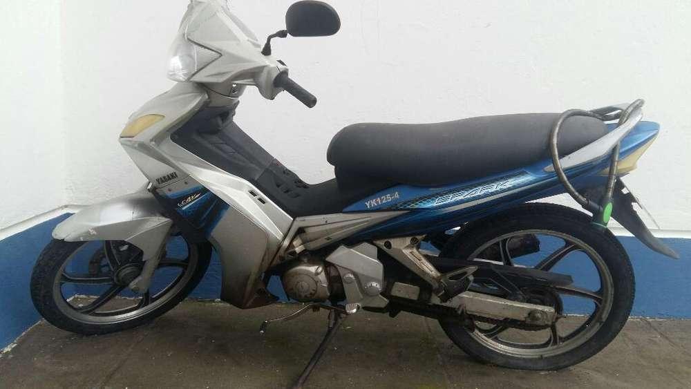 Se Vende Moto Yasaki 125