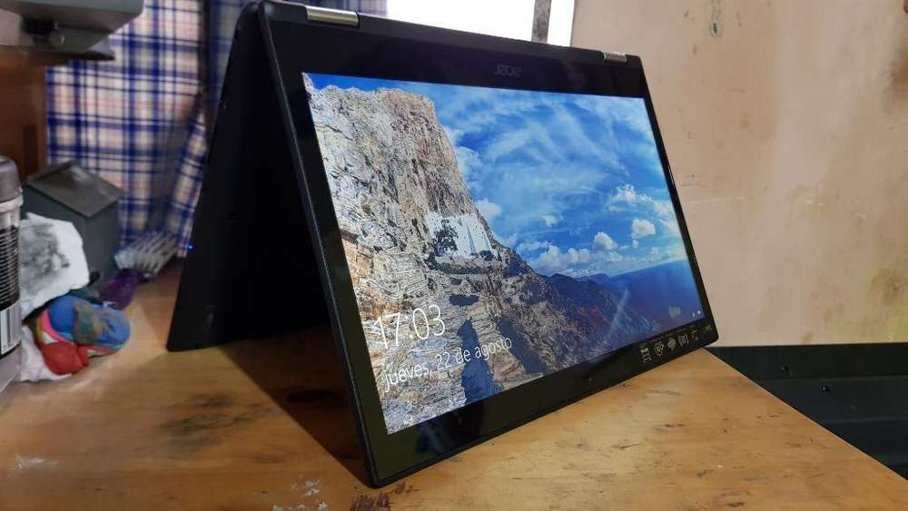 Laptop Acer Spin 3 Core I3 8va Gen 4gb