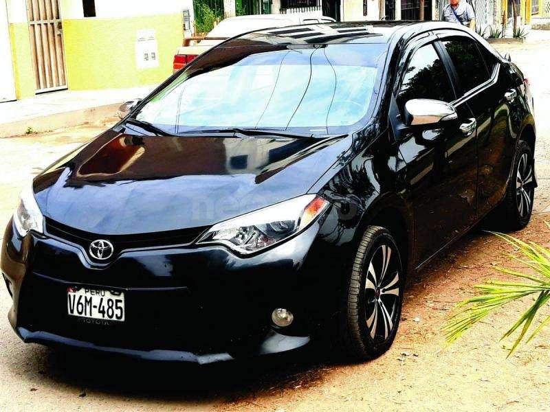 Toyota Corolla 2014 - 59900 km