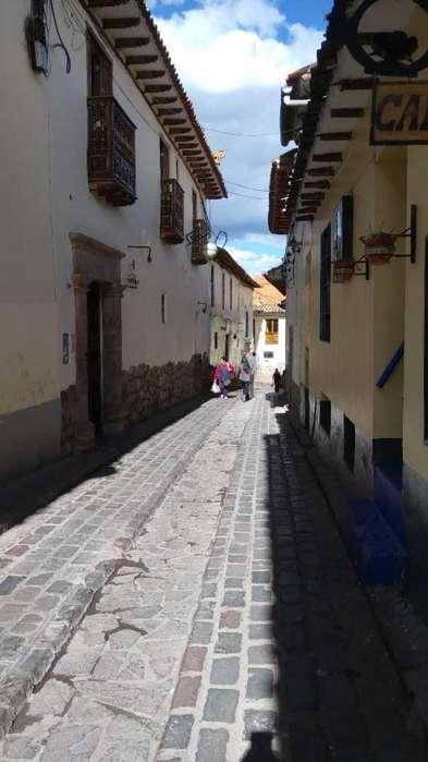 Vendo Casa Como Terreno en Zona Turística del Cusco, San Blas.