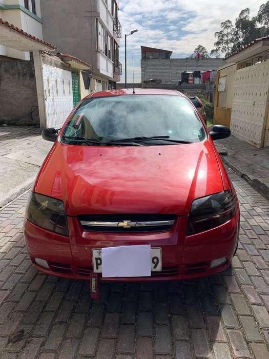 Chevrolet Aveo 2016 - 79580 km