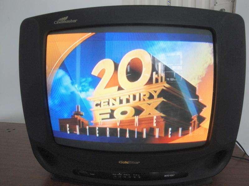 Venta Tv Goldstar 20 pulgadas CRT