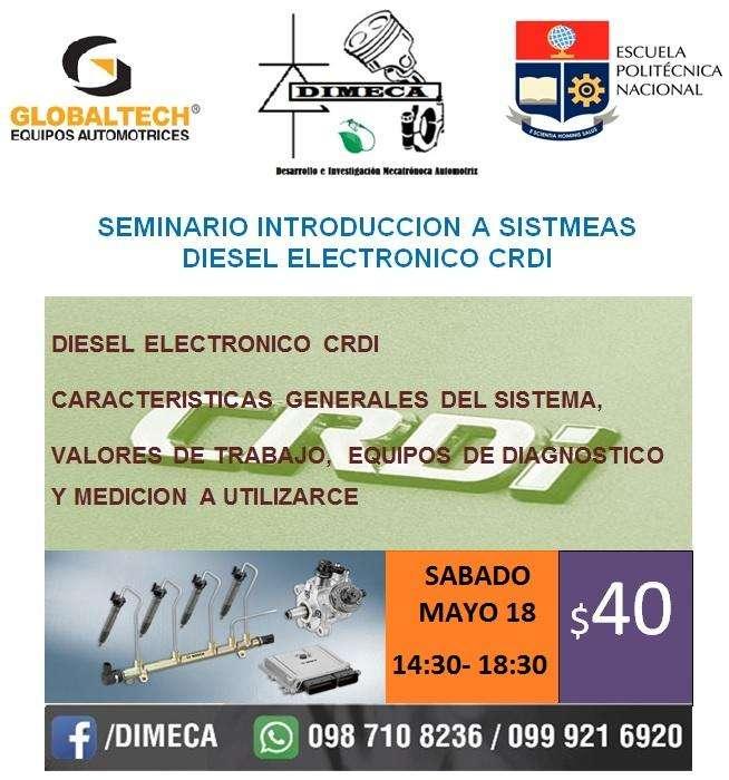 <strong>seminario</strong> SISTEMAS CRDI