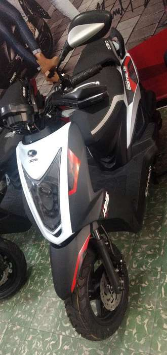 Kymco Agility All New