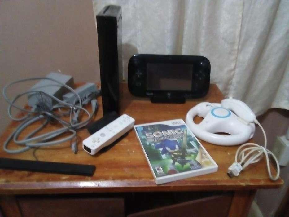 Vendo Nintendo Wii U en Perfecto Estado