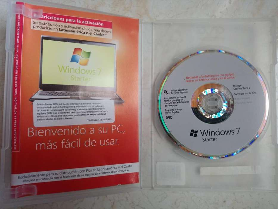 Windows 7 Starter Original