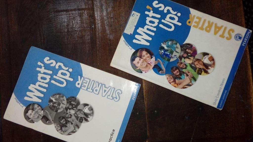 Libro escolar de ingles