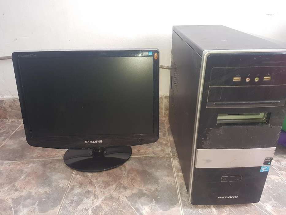<strong>pc</strong> Amd X4 Completa