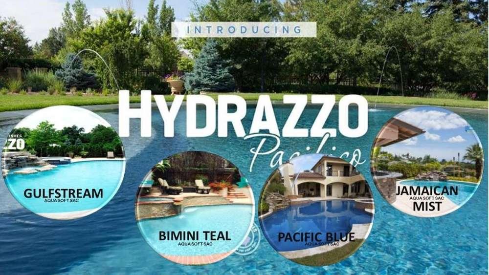 Hydrazzo - Revestimiento Para Piscina Y Spa - Jacuzzi